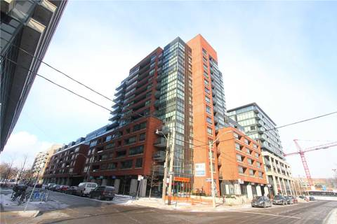 Home for rent at 45 Lisgar St Unit 416 Toronto Ontario - MLS: C4443082