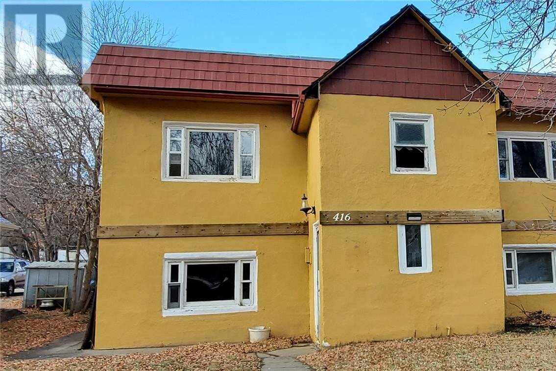 Townhouse for sale at 416 5th Ave NW Swift Current Saskatchewan - MLS: SK831451