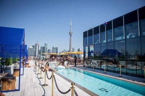 Condo for sale at 629 King St Unit #416 Toronto Ontario - MLS: C4581916