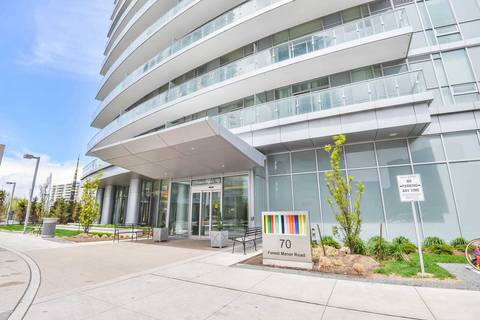 Apartment for rent at 70 Forest Manor Rd Unit 416 Toronto Ontario - MLS: C4647959