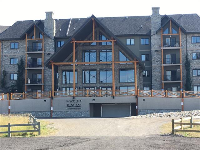For Sale: 416 - 77 George Fox Trail, Cochrane, AB | 2 Bed, 2 Bath Condo for $489,900. See 29 photos!