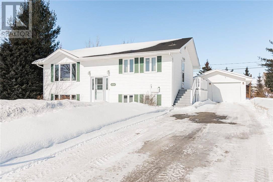 House for sale at 416 Avant Garde  Dieppe New Brunswick - MLS: M127510