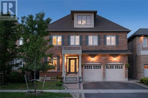 House for sale at 416 Baylis Ct Milton Ontario - MLS: 30745944
