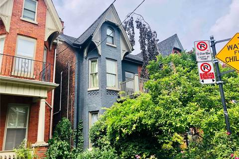 Townhouse for rent at 416 Euclid Ave Toronto Ontario - MLS: C4534693