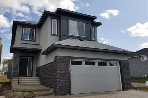 House for sale at 416 Legacy Blvd Southeast Calgary Alberta - MLS: C4263678