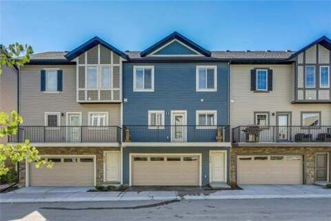 Townhouse for sale at 416 Legacy Point(e) Southeast Calgary Alberta - MLS: C4297218