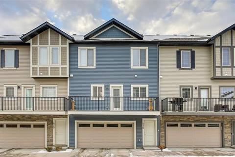 Townhouse for sale at 416 Legacy Point(e) Southeast Calgary Alberta - MLS: C4285890