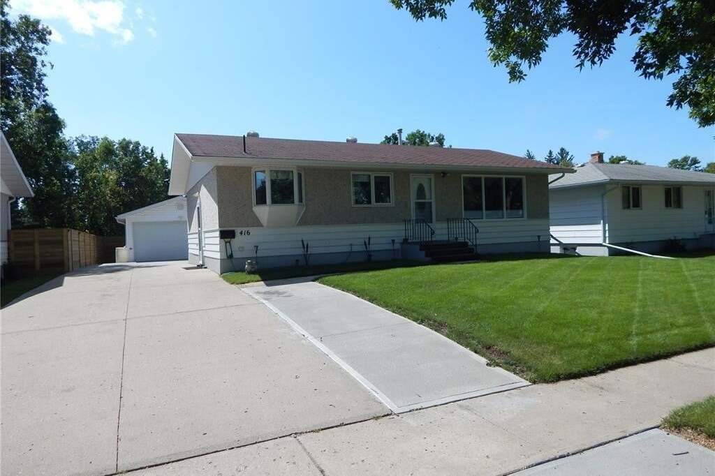 House for sale at 416 Mcgillivray Dr Weyburn Saskatchewan - MLS: SK809538
