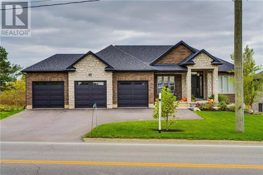 House for sale at 416 Mount Pleasant Rd Brantford Ontario - MLS: 30801382