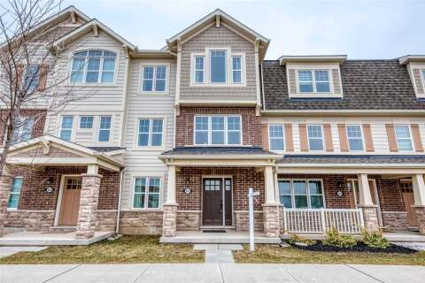 Townhouse for sale at 416 Sixteen Mile Dr Oakville Ontario - MLS: W4795838