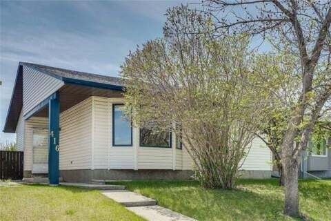 House for sale at 416 Summerwood Pl Southeast Airdrie Alberta - MLS: C4294930