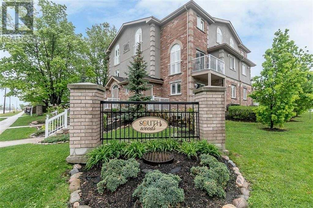 Townhouse for sale at 416 Veterans Dr Barrie Ontario - MLS: 30810264