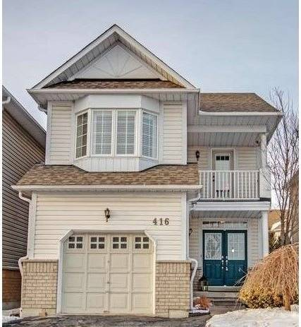 House for sale at 416 Woodsmere Cres Pickering Ontario - MLS: E4383591