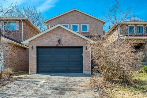 House for sale at 4162 Powderhorn Cres Mississauga Ontario - MLS: W4731813