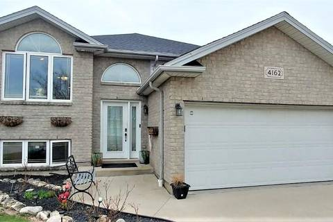 House for sale at 4162 Spago Cres Windsor Ontario - MLS: 19016595