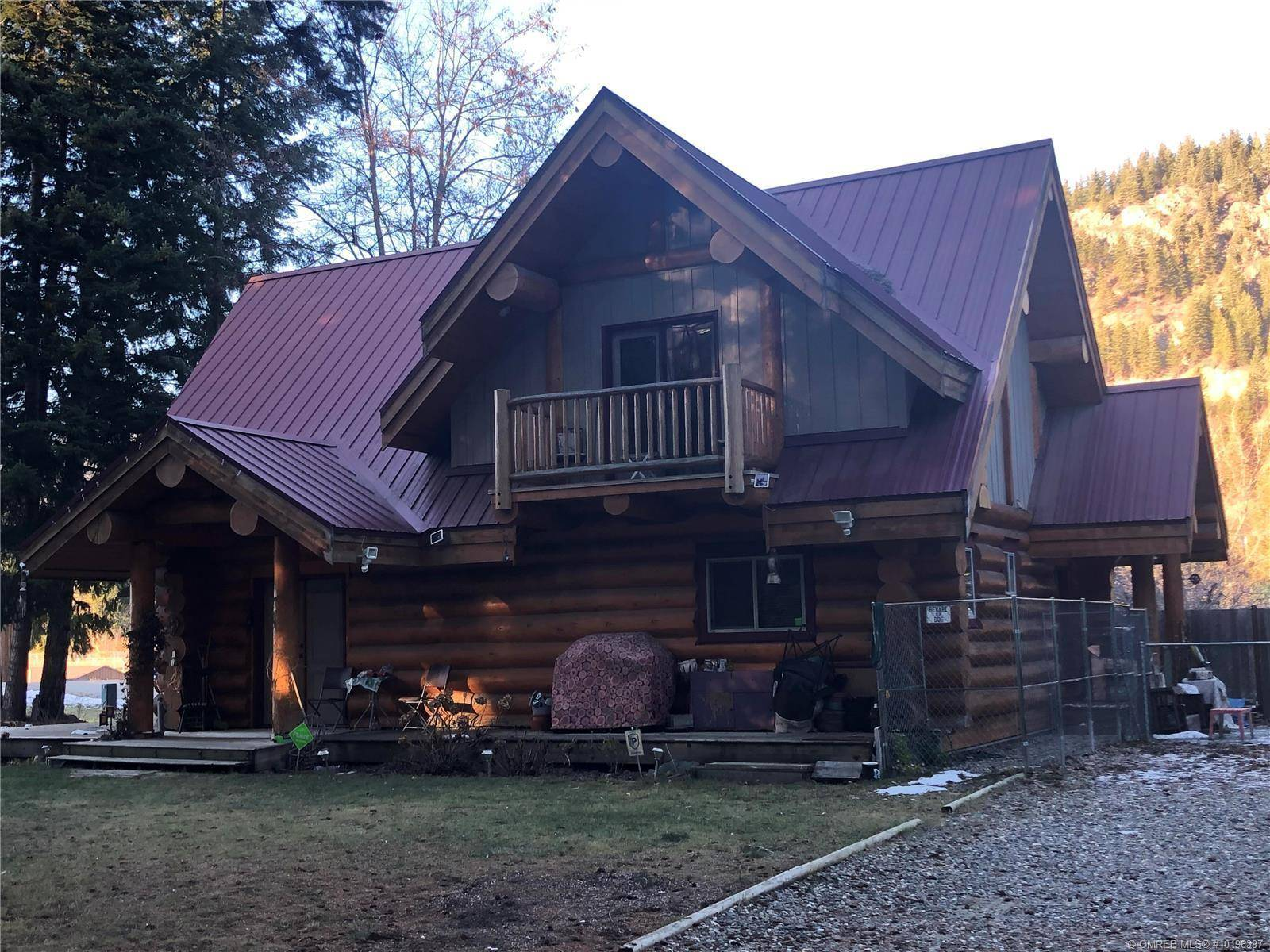 House for sale at 4167 Ashe Rd Scotch Creek British Columbia - MLS: 10196397