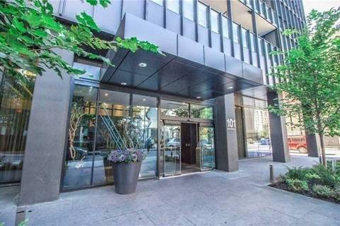 Apartment for rent at 101 Charles St Unit 417 Toronto Ontario - MLS: C4549310