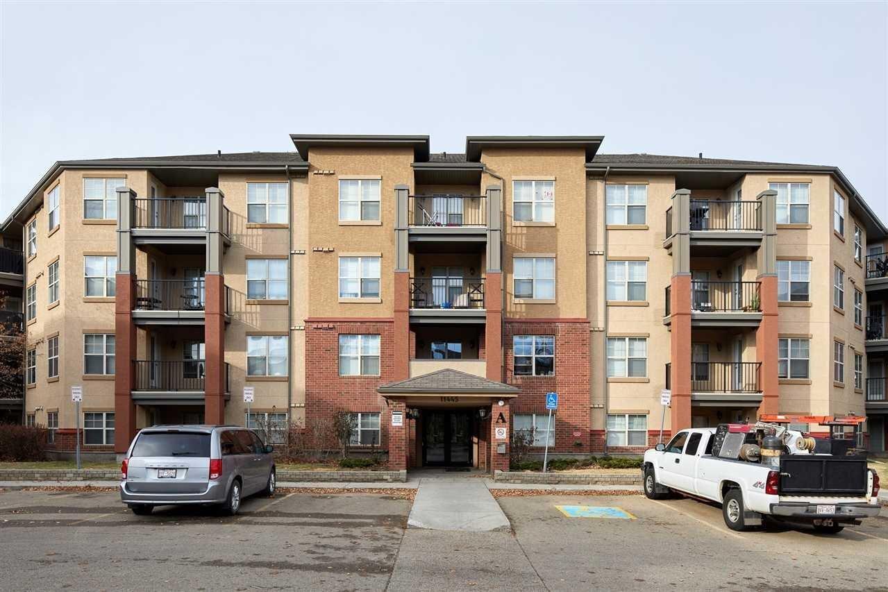 Condo for sale at 11445 Ellerslie Rd SW Unit 417 Edmonton Alberta - MLS: E4220384