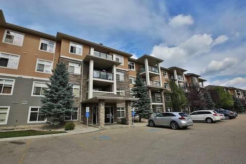 Condo for sale at 11615 Ellerslie Rd Sw Unit 417 Edmonton Alberta - MLS: E4146970