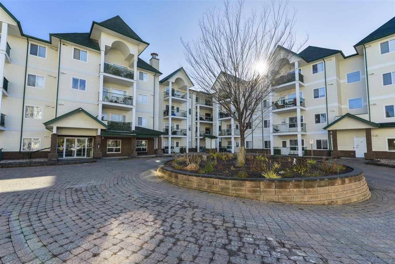 Condo for sale at 13625 34 St Nw Unit 417 Edmonton Alberta - MLS: E4177131