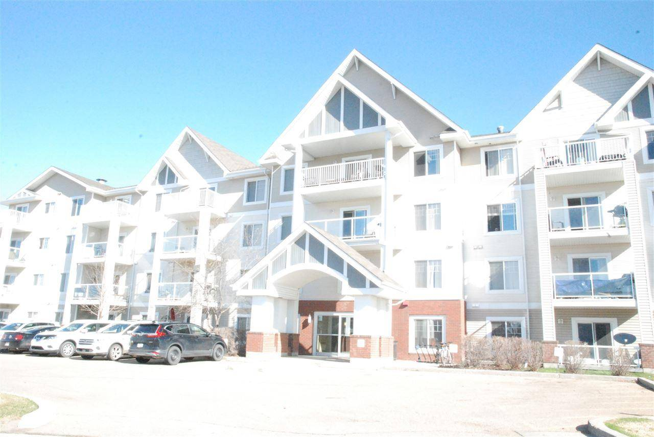Condo for sale at 13830 150 Ave Nw Unit 417 Edmonton Alberta - MLS: E4195440