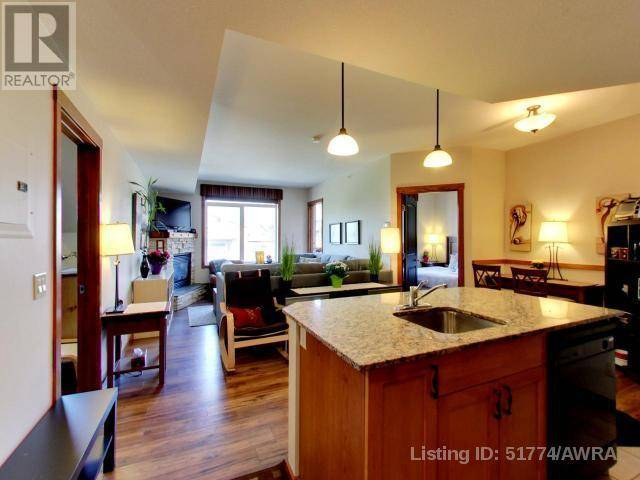 Condo for sale at 190 Kananaskis Wy Unit 417 Canmore Alberta - MLS: 51774