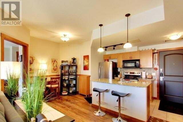 Condo for sale at 190 Kananaskis Wy Unit 417 Canmore Alberta - MLS: 52570