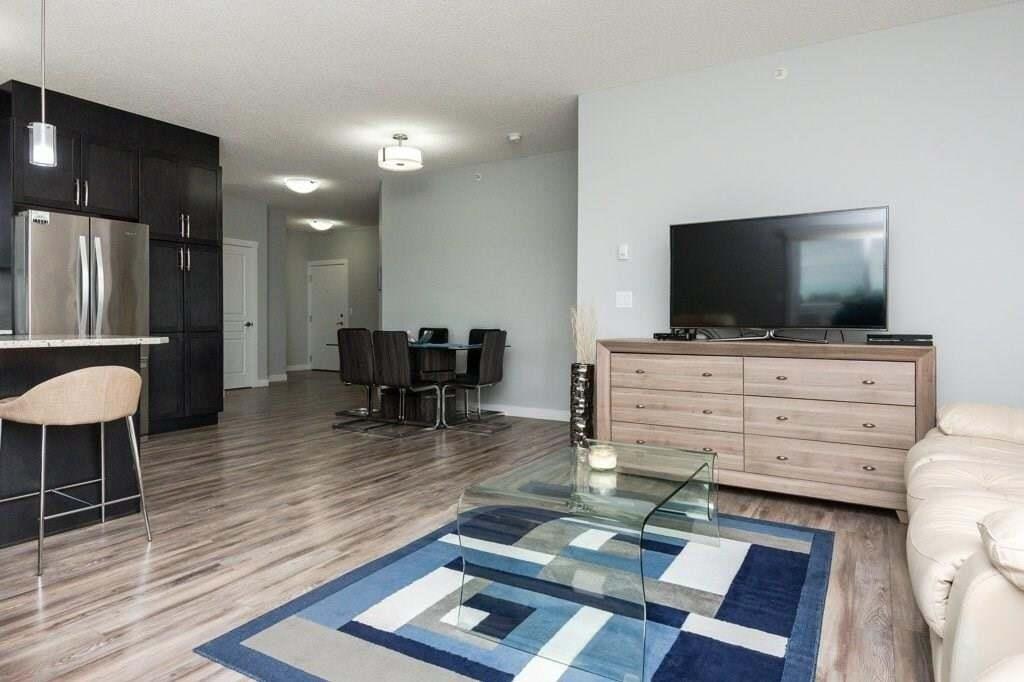 Condo for sale at 2229 44 Av NW Unit 417 Edmonton Alberta - MLS: E4201923