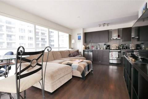 Apartment for rent at 352 Front St Unit 417 Toronto Ontario - MLS: C4496701