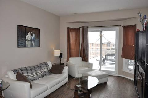 Condo for sale at 4316 139 Ave Nw Unit 417 Edmonton Alberta - MLS: E4145937