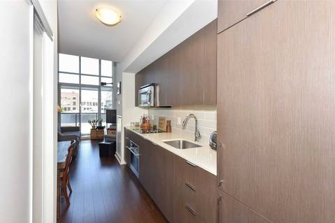 Apartment for rent at 5 Hanna Ave Unit 417 Toronto Ontario - MLS: C4698186