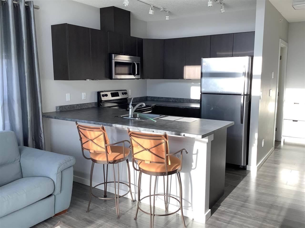 Condo for sale at 610 Calahoo Rd Unit 417 Spruce Grove Alberta - MLS: E4185012