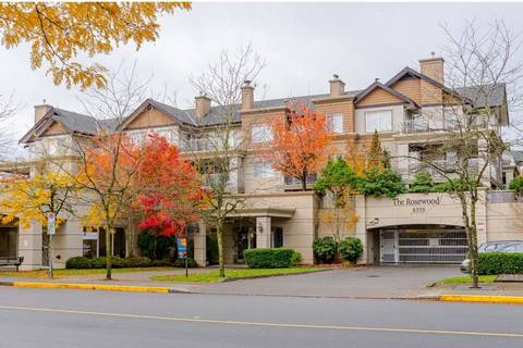 Condo for sale at 6359 198 St Unit 417 Langley British Columbia - MLS: R2414238