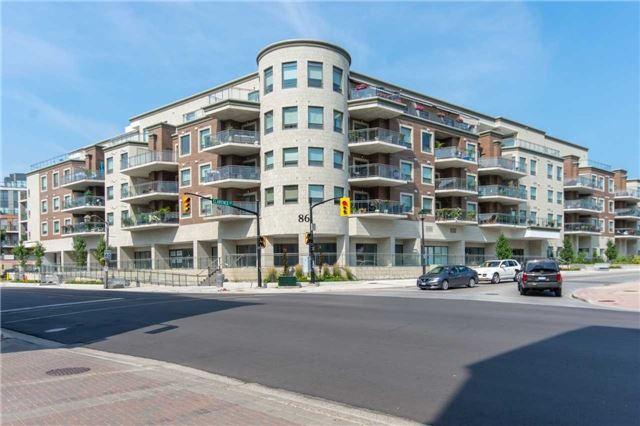 Sold: 417 - 86 Woodbridge Avenue, Vaughan, ON