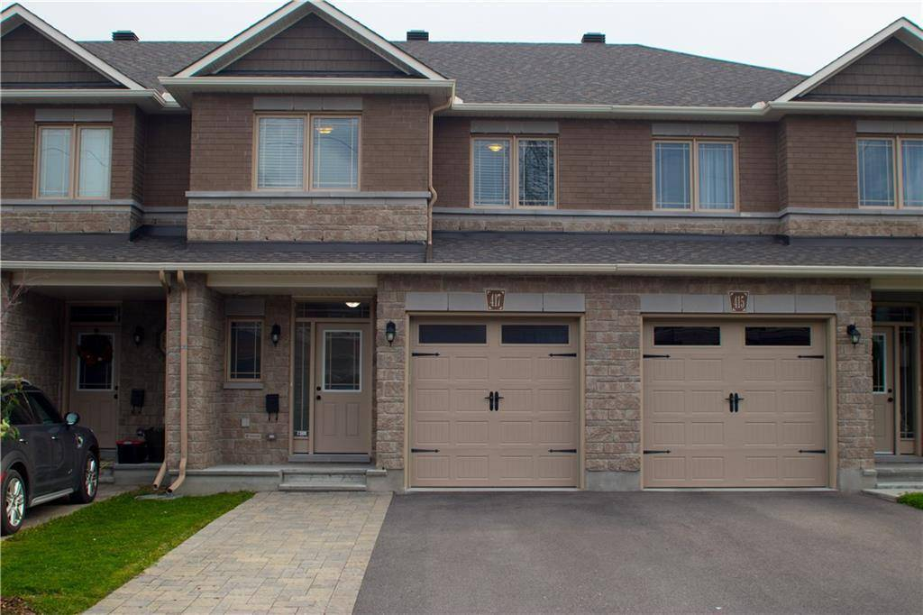 Townhouse for sale at 417 Barrick Hill Rd Kanata Ontario - MLS: 1172098