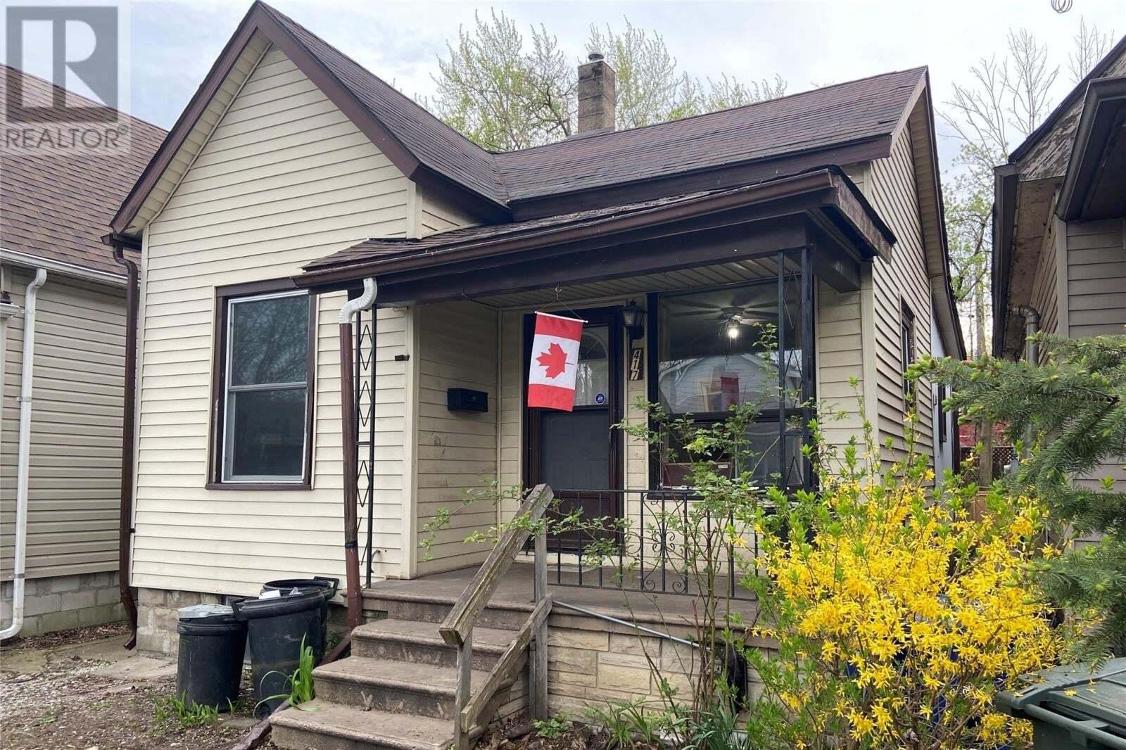 House for sale at 417 Bridge  Windsor Ontario - MLS: 20007244