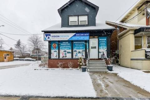 Commercial property for sale at 417 Concession St Hamilton Ontario - MLS: X4647703