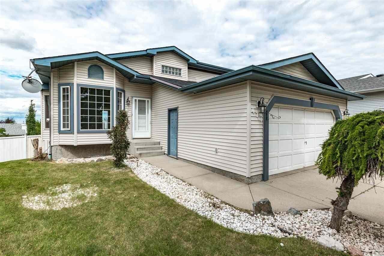 House for sale at 417 Davenport Pl Sherwood Park Alberta - MLS: E4209645