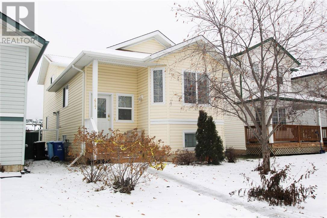 House for sale at 417 Diefenbaker Dr Fort Mcmurray Alberta - MLS: fm0183751