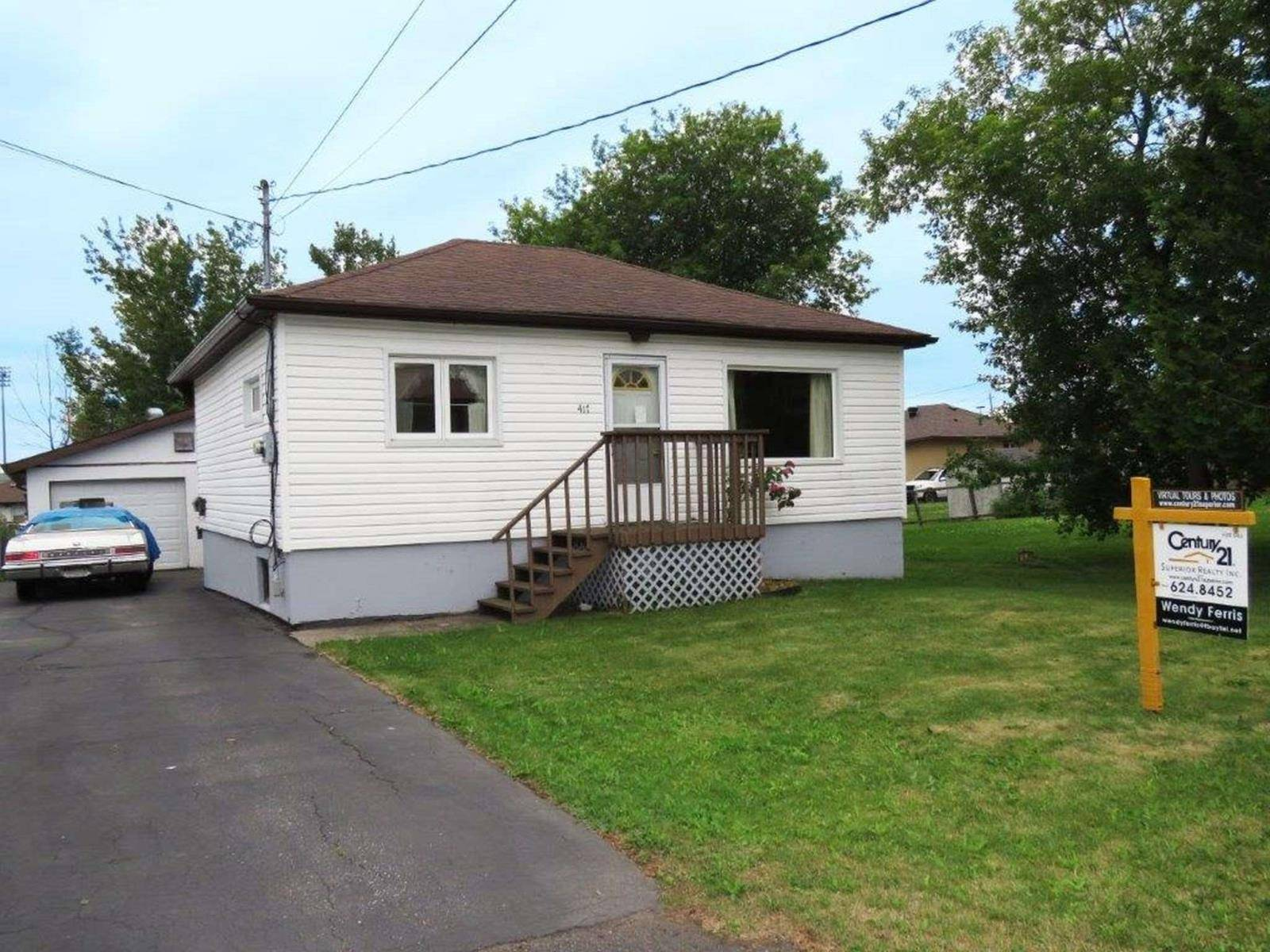 House for sale at 417 Hester St Thunder Bay Ontario - MLS: TB192411