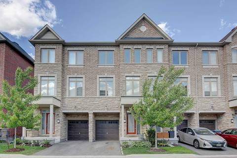 Townhouse for sale at 417 Ladycroft Terr Mississauga Ontario - MLS: W4482612