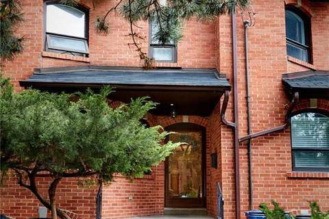 Townhouse for rent at 417 Ontario St Toronto Ontario - MLS: C4715907