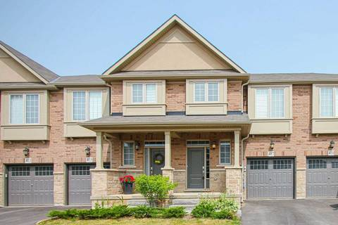 Townhouse for sale at 417 Wheat Boom Dr Oakville Ontario - MLS: W4546734