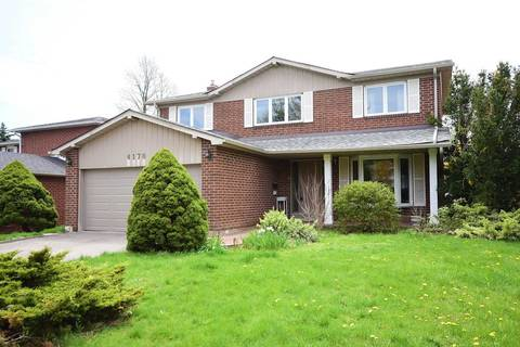 House for sale at 4170 Garrowhill Tr Mississauga Ontario - MLS: W4453921