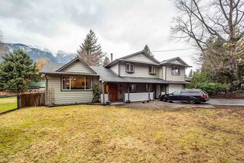 House for sale at 41737 Government Rd Squamish British Columbia - MLS: R2440592