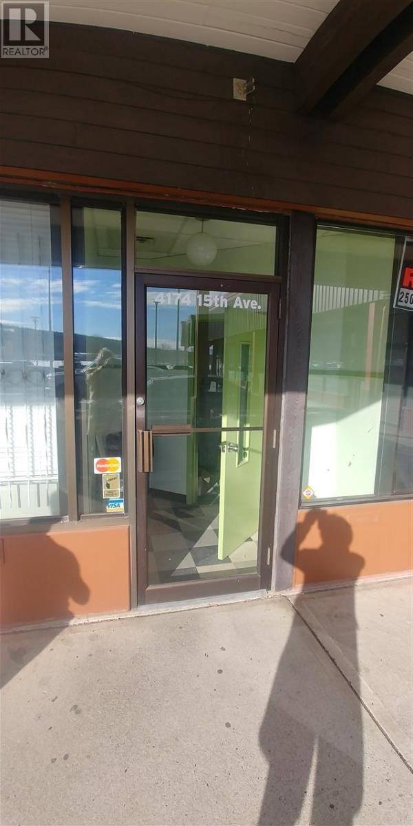 Commercial property for lease at 4174 15th Ave Pg City West (zone 71) British Columbia - MLS: C8031490