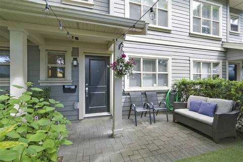 Townhouse for sale at 4176 Welwyn St Vancouver British Columbia - MLS: R2408608