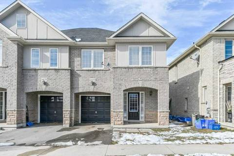Townhouse for sale at 4177 Cole Cres Burlington Ontario - MLS: W4695007