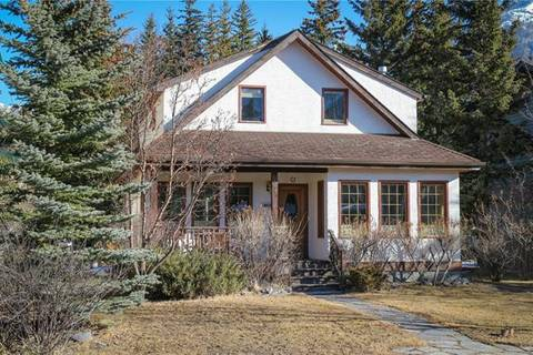 House for sale at 418 1 St Canmore Alberta - MLS: C4236231