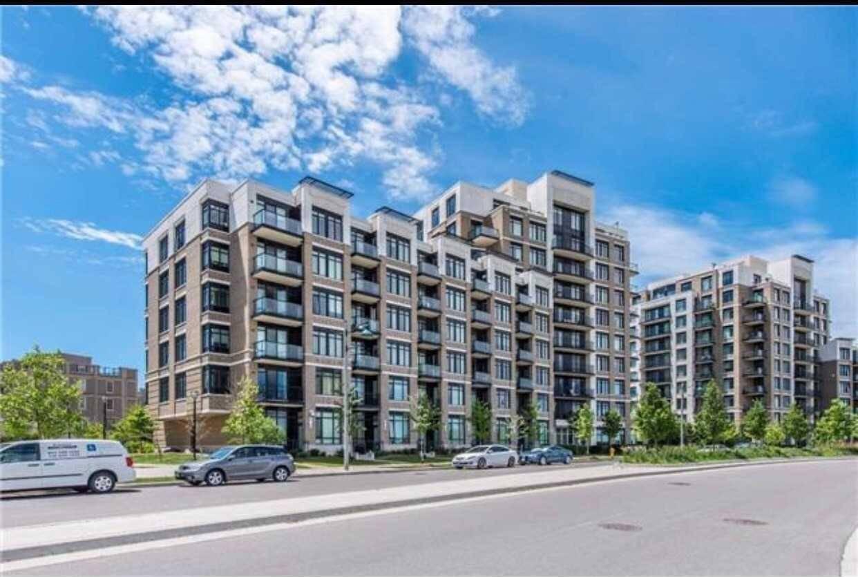 Apartment for rent at 111 Upper Duke Cres Unit 418 Markham Ontario - MLS: N4488552